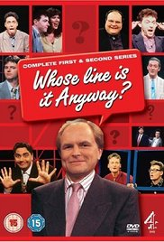 Whose Line Is It Anyway? (Dizi)