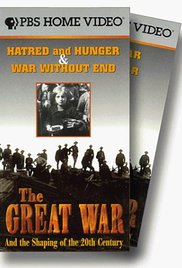 The Great War and the Shaping of the 20th Century (Dizi)