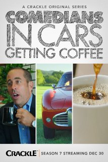 Comedians in Cars Getting Coffee (Dizi)