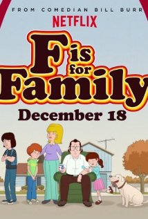F Is for Family (Dizi)