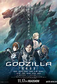 Godzilla: Monster Planet