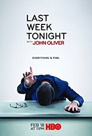 Last Week Tonight with John Oliver (Dizi)
