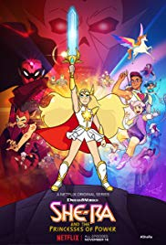 She-Ra and the Princesses of Power (Dizi)