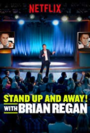 Standup and Away! with Brian Regan (Dizi)