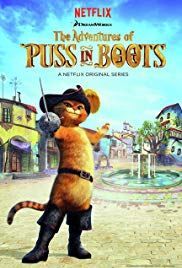 The Adventures of Puss in Boots (Dizi)