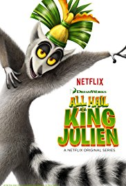 All Hail King Julien (Dizi)