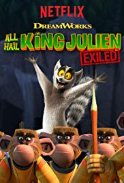 All Hail King Julien: Exiled (Dizi)
