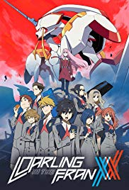 DARLING in the FRANXX (Dizi)