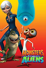 Monsters vs. Aliens (Dizi)