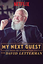 My Next Guest Needs No Introduction with David Letterman (Dizi)