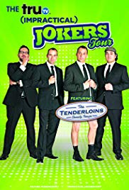 Impractical Jokers Practically Live Tour Special