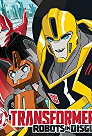 Transformers: Robots in Disguise (Dizi)