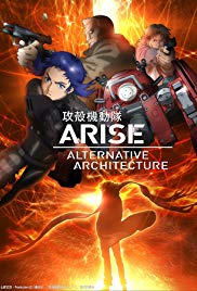 Koukaku Kidoutai Arise: Alternative Architecture (Dizi)