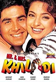 Mr. & Mrs. Khiladi