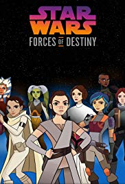 Star Wars: Forces of Destiny (Dizi)