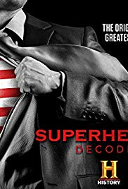Superheroes Decoded (Dizi)