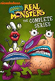 Aaahh!!! Real Monsters (Dizi)