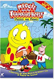Maggie and the Ferocious Beast (Dizi)