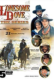 Lonesome Dove: The Series (Dizi)