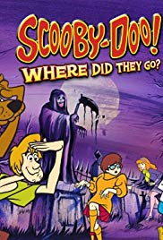 Scooby-Doo! Where Did They Go? (Dizi)