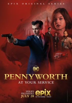 Pennyworth (Dizi)
