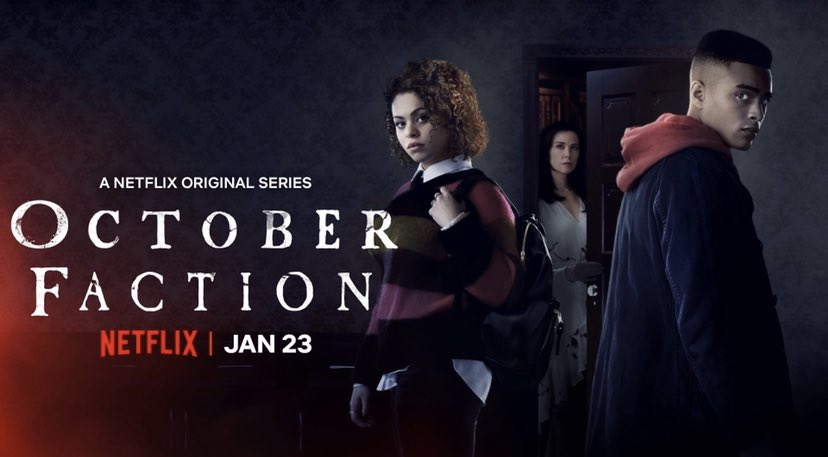 October Faction (Dizi)