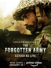 The Forgotten Army - Azaadi ke liye (Dizi)