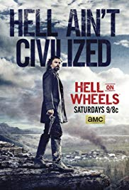 Hell on Wheels (Dizi)