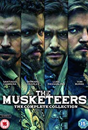The Musketeers (Dizi)