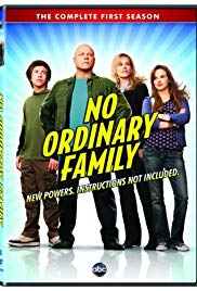 No Ordinary Family (Dizi)